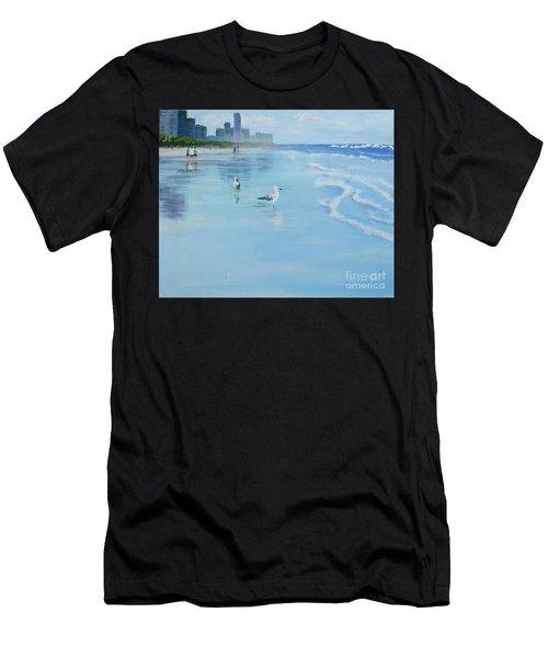 Gold Coast Australia, Men's T-Shirt (Athletic Fit)
