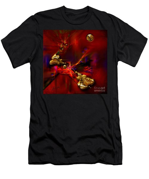 Gold Foundry Men's T-Shirt (Athletic Fit)
