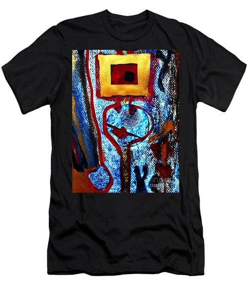 Golden Child-2 Men's T-Shirt (Athletic Fit)