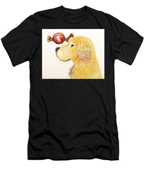 Golden Dreams Men's T-Shirt (Athletic Fit)