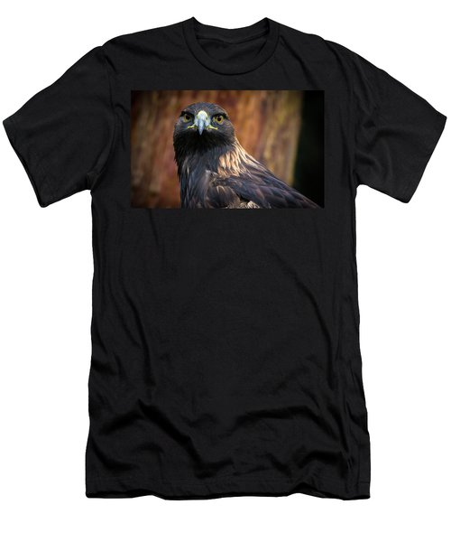 Golden Eagle 1 Men's T-Shirt (Athletic Fit)