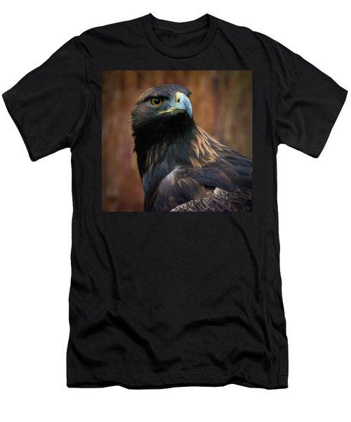 Golden Eagle 4 Men's T-Shirt (Athletic Fit)