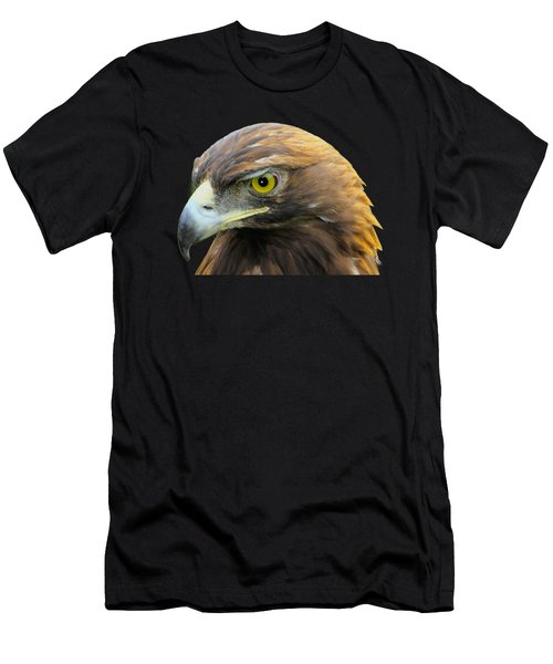 Golden Eagle Men's T-Shirt (Athletic Fit)