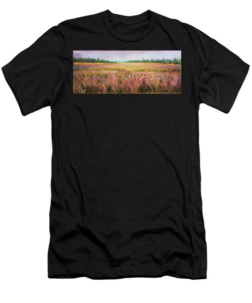 Golden Field Men's T-Shirt (Athletic Fit)