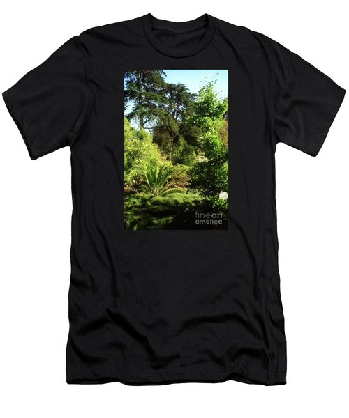 Golden Gate Park Plants Men's T-Shirt (Athletic Fit)