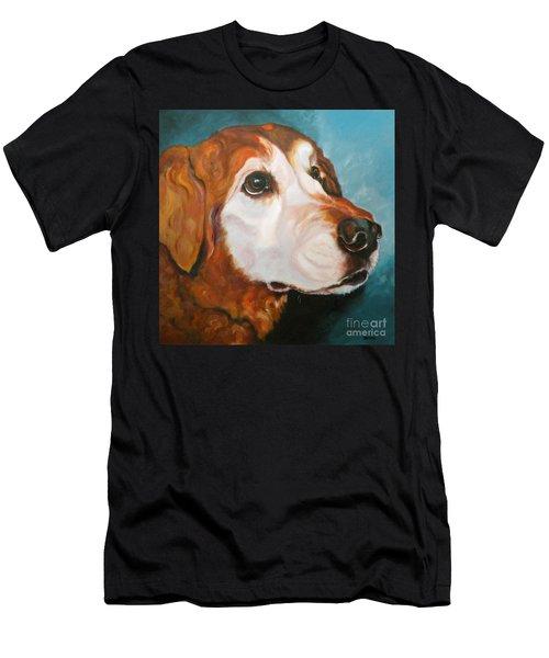 Golden Grandpa Men's T-Shirt (Athletic Fit)