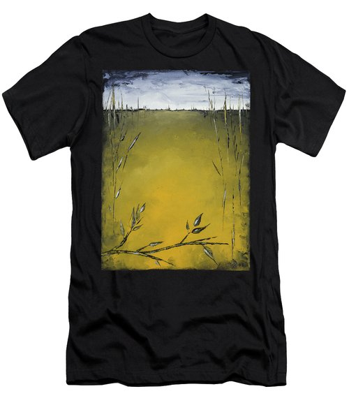 Golden Greens Men's T-Shirt (Athletic Fit)