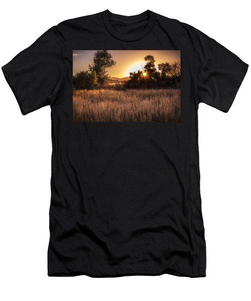 Golden Hour Men's T-Shirt (Athletic Fit)