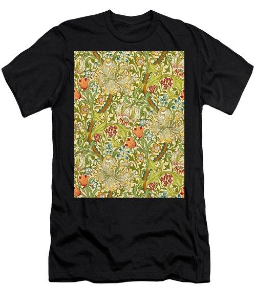 Golden Lily Men's T-Shirt (Athletic Fit)