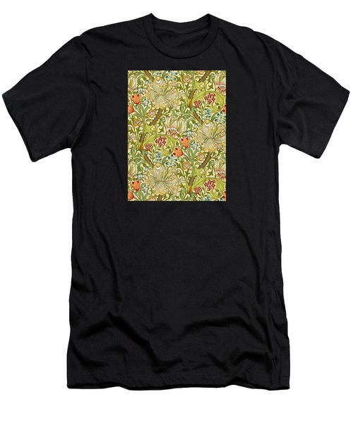 Golden Lily Men's T-Shirt (Athletic Fit)