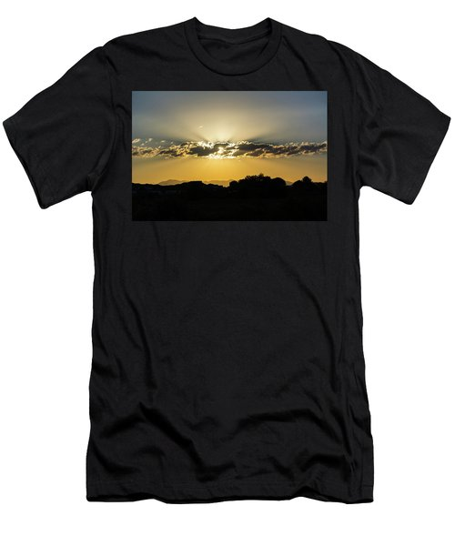 Golden Lining Men's T-Shirt (Athletic Fit)