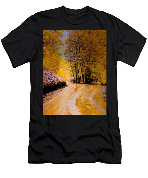 Golden Road Men's T-Shirt (Athletic Fit)
