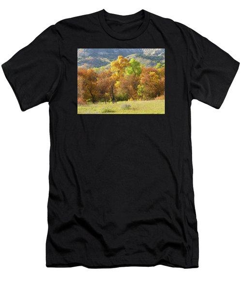 Golden September Men's T-Shirt (Athletic Fit)