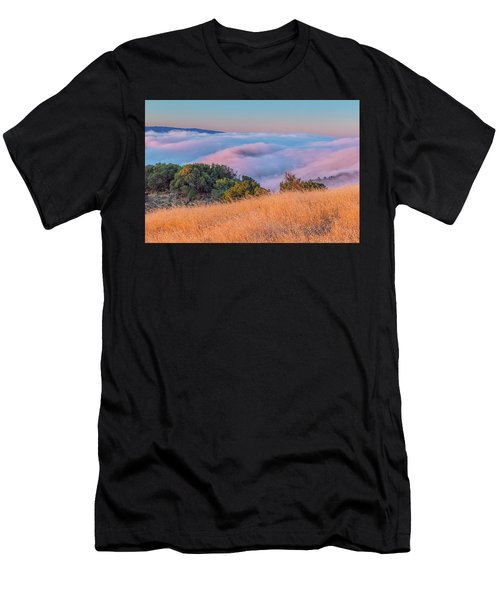 Golden Sunrise Men's T-Shirt (Athletic Fit)