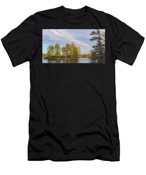 Golden Tiorati Men's T-Shirt (Athletic Fit)