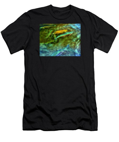 Golden Trout Men's T-Shirt (Athletic Fit)