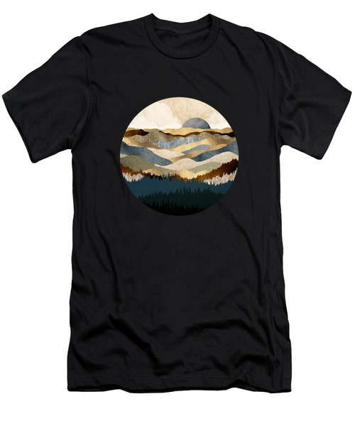 Golden Vista Men's T-Shirt (Athletic Fit)