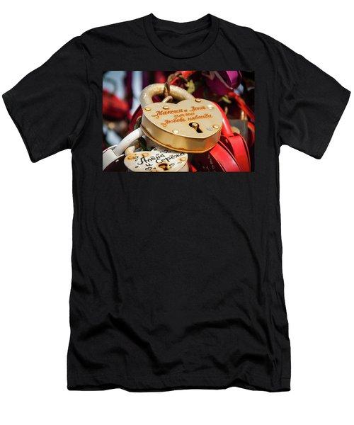 Goldielocks Men's T-Shirt (Athletic Fit)