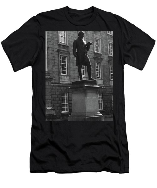 Goldsmith At Tcd,dublin Men's T-Shirt (Athletic Fit)