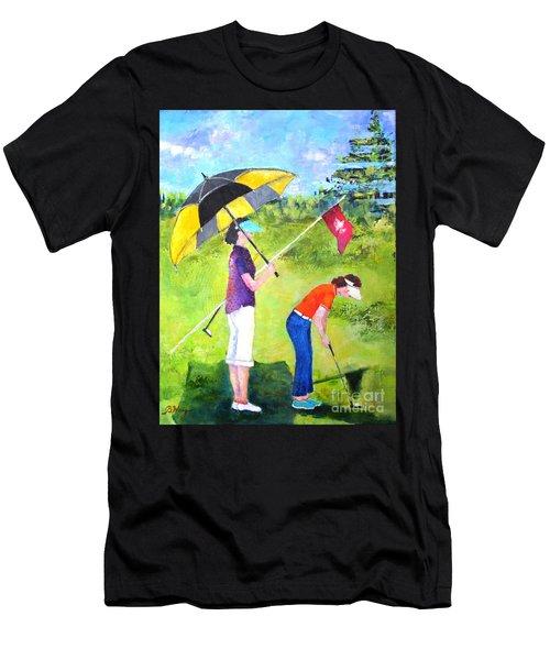 Golf Buddies #3 Men's T-Shirt (Athletic Fit)