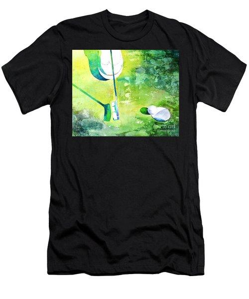 Golf Series - Finale Men's T-Shirt (Athletic Fit)