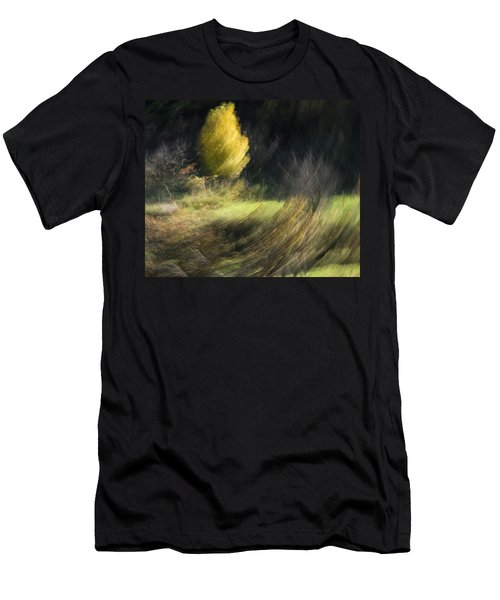 Gone With The Wind Men's T-Shirt (Slim Fit) by Raffaella Lunelli