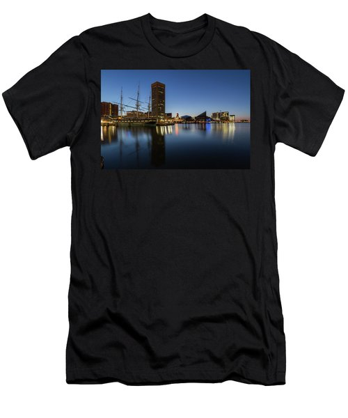 Good Morning Baltimore Men's T-Shirt (Athletic Fit)