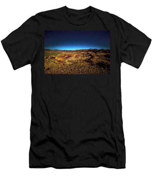 Good Morning From The Oregon Desert Men's T-Shirt (Athletic Fit)