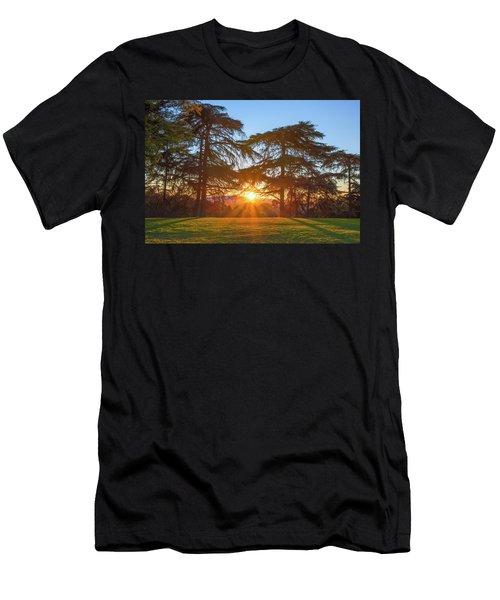 Good Morning, Good Morning Men's T-Shirt (Athletic Fit)