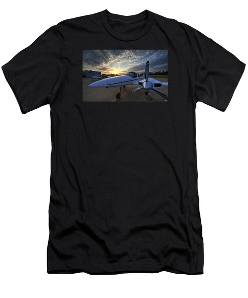 Good Morning On The Ramp Men's T-Shirt (Athletic Fit)