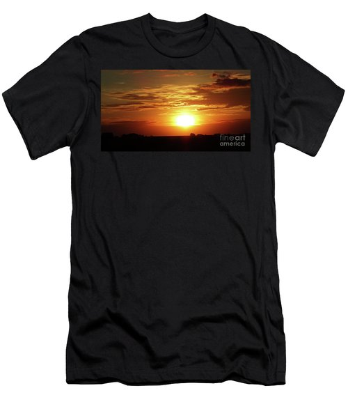 Good Morning Sun  Men's T-Shirt (Athletic Fit)
