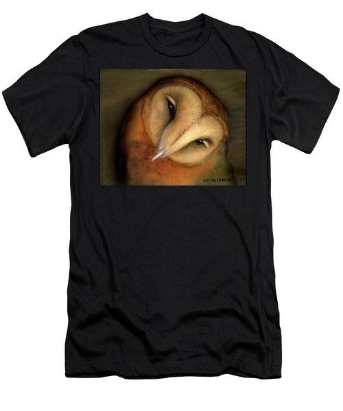 Good Night Owl Men's T-Shirt (Athletic Fit)