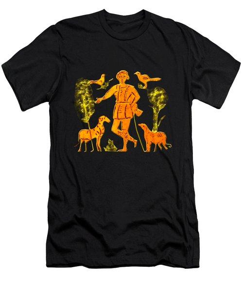 Good Shepherd Men's T-Shirt (Athletic Fit)
