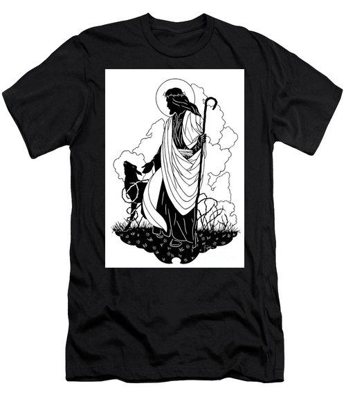 Good Shepherd - Dpgsh Men's T-Shirt (Athletic Fit)