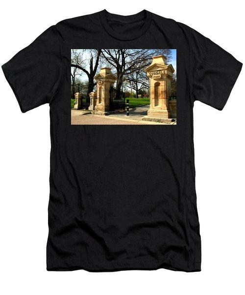 Goodale Park Gateway Men's T-Shirt (Athletic Fit)