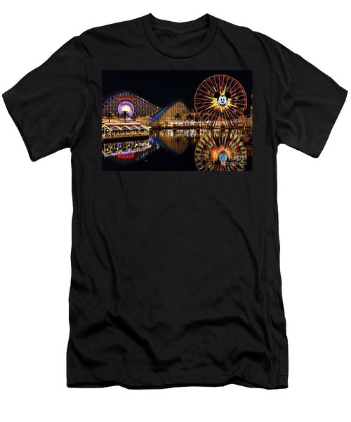 Goodbye, Paradise Pier Men's T-Shirt (Athletic Fit)