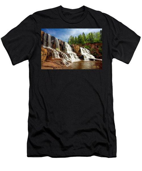 Gooseberry Falls Men's T-Shirt (Athletic Fit)