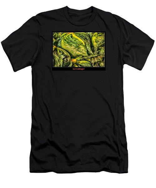 Got Cabbage? Men's T-Shirt (Athletic Fit)