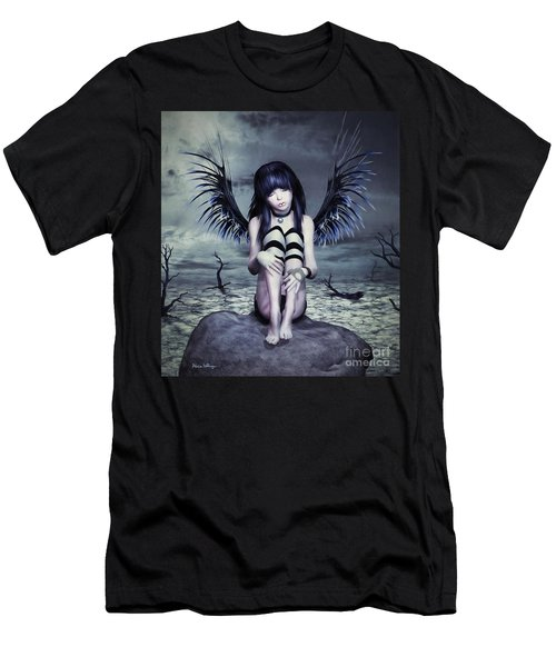 Goth Fairy Men's T-Shirt (Athletic Fit)