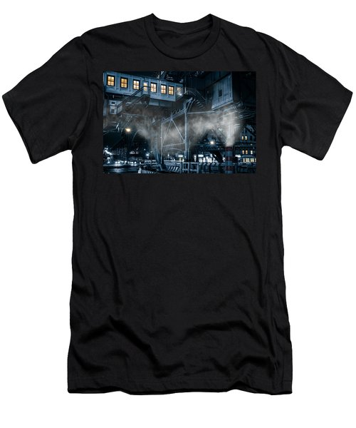 Gotham City Men's T-Shirt (Athletic Fit)