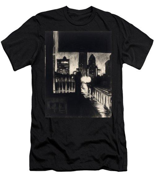 Gotham II Men's T-Shirt (Athletic Fit)