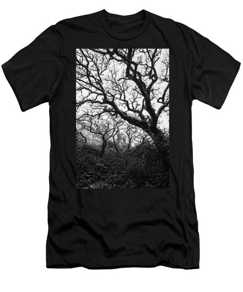 Gothic Woods II Men's T-Shirt (Athletic Fit)
