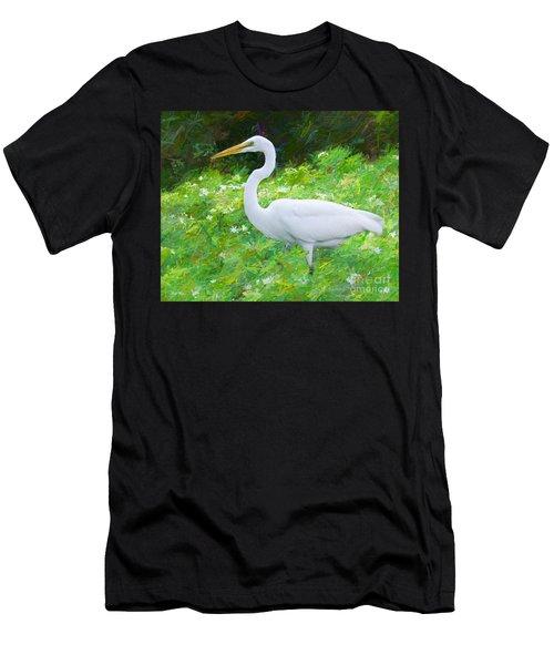 Grace In Nature Men's T-Shirt (Athletic Fit)