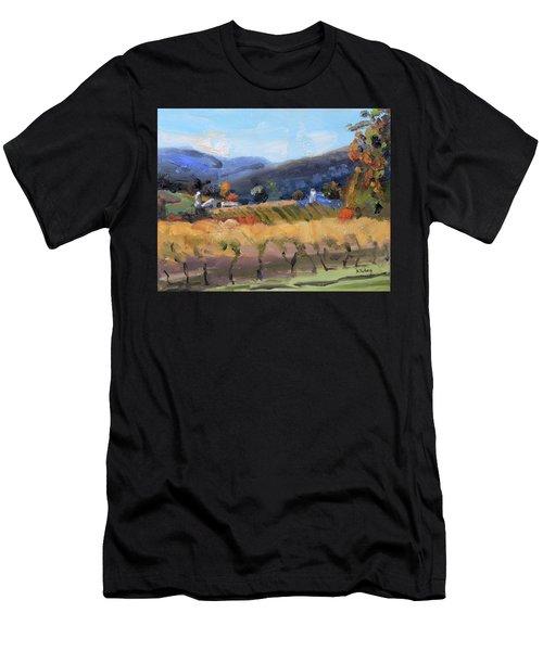 Grace Estate Winery Charlottesville Va Men's T-Shirt (Athletic Fit)
