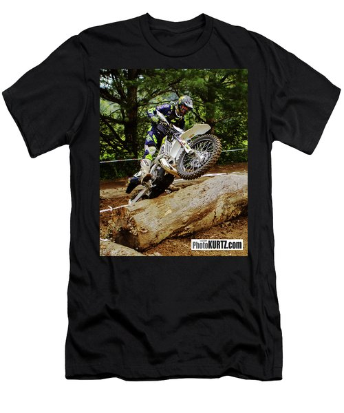 Graham Jarvis At 2017 Kenda Tennessee Knockout Enduro Men's T-Shirt (Athletic Fit)