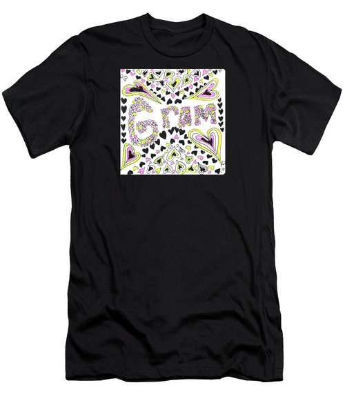 Gram Men's T-Shirt (Athletic Fit)
