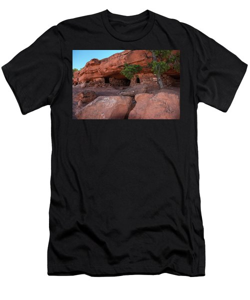 Granaries - 9697 Men's T-Shirt (Athletic Fit)