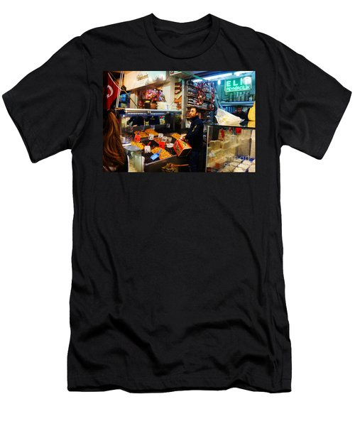 Grand Bazaar Men's T-Shirt (Athletic Fit)
