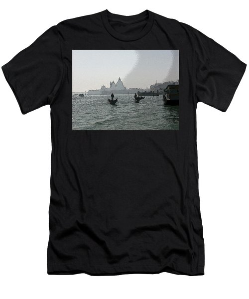 Grand Canal Men's T-Shirt (Athletic Fit)