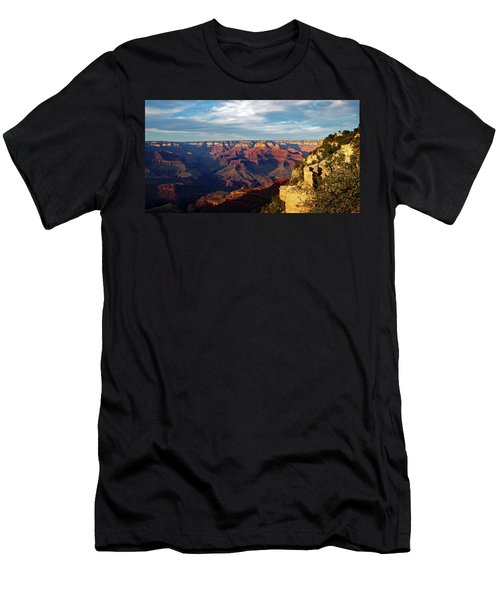 Grand Canyon No. 2 Men's T-Shirt (Athletic Fit)
